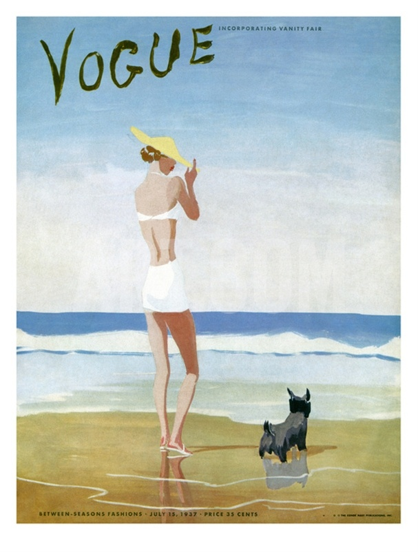 July 1937 Giclee Print by Eduardo Garcia Benito