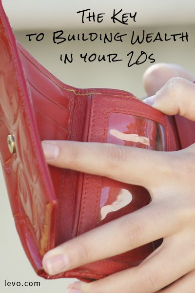 Financial advice for #20somethings | Financial tips to building wealth in your 20's