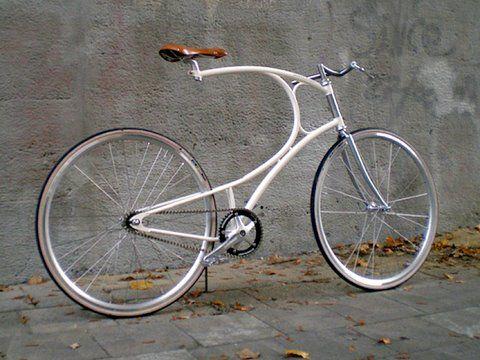 Bicicleta Van Hulsteijn.  Una elegante bicicleta  Holandesa con un sofisticado diseño.http://www.creativeboysclub.com/