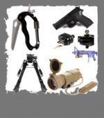 Replica parts van de beste kwaliteit!  De Darkshop levert diverse replica parts tegen een scherpe prijs. Zo kunt u kiezen uit o.a een schoonmaakset voor wapens maar ook grips enz. Wij leveren al onze produkten binnen 3 werkdagen.