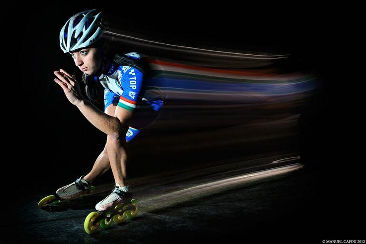 Inline Speed Skating