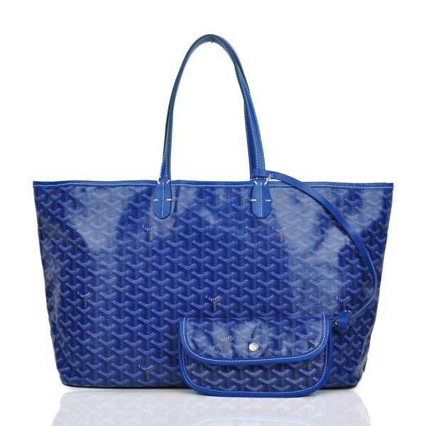GOYARD bluer than blue