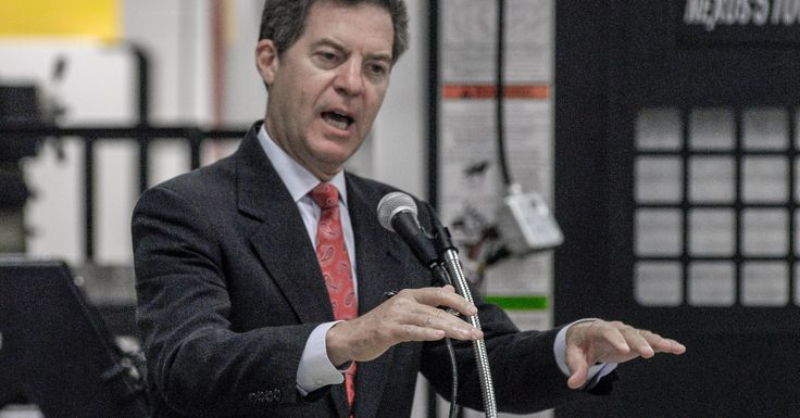 A Free-Market Failure In The Heartland - Trickle down economics didn't work in Kansas. It never has. Not anywhere.