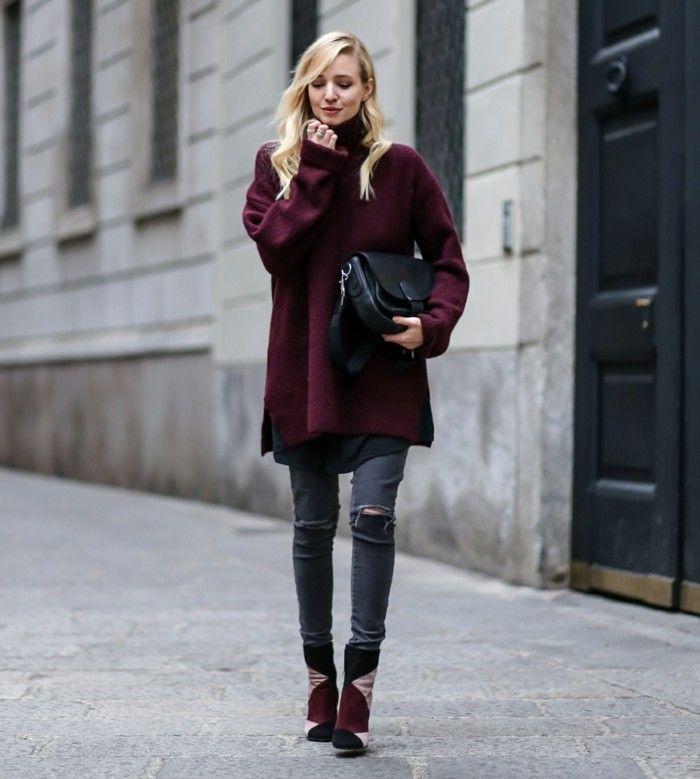 Les 25 Meilleures Id Es De La Cat Gorie Tenue Jeans D Chir S Sur Pinterest Jeans D Chir S