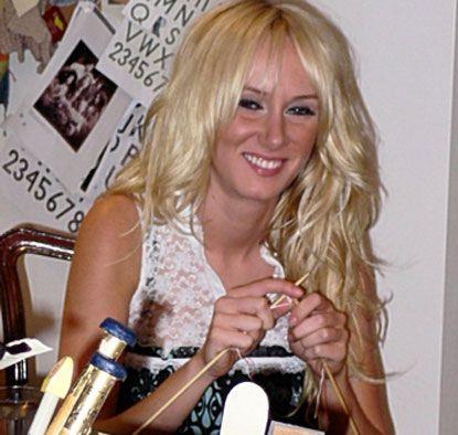Kimberly Stewart, daughter of Rod