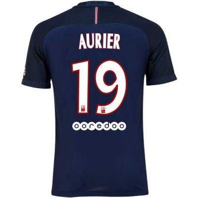 Paris Saint Germain PSG 16-17 Serge Aurier 19 Hjemmebanetrøje Kortærmet.  http://www.fodboldsports.com/paris-saint-germain-psg-16-17-serge-aurier-19-hjemmebanetroje-kortermet.  #fodboldtrøjer