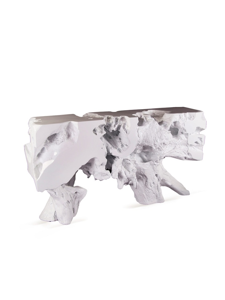 home decor furniture phillips collection. freeform console white by phillips collection on gilt home decor furniture