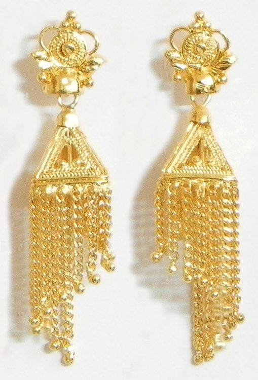 36 best gold plated jewelry images on pinterest gold plated gold plated chandelier earrings mozeypictures Image collections