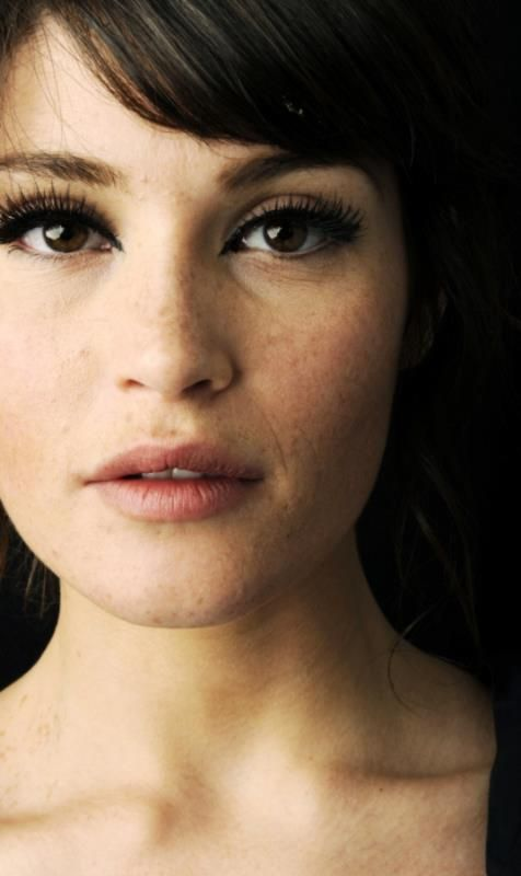 Gemma Arterton! Gorgeous:) I liked her in St. Trinian's, and thought she was good in The Prince of Persia. But I really fell for her in Byzantium. She is AMAZING in that movie!