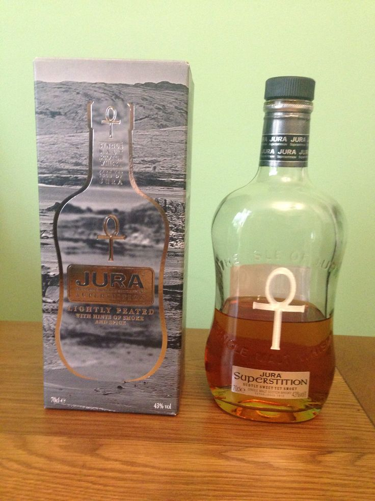 Jura (Superstition) - Single Malt