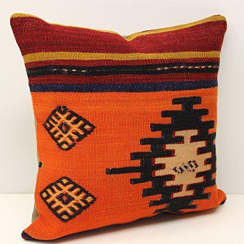 Oriental pillow cover 16x16 inch (40x40 cm) Boho kelim pi... https://www.amazon.com/dp/B0788RRG6B/ref=cm_sw_r_pi_dp_x_FgUmAbVAWH334