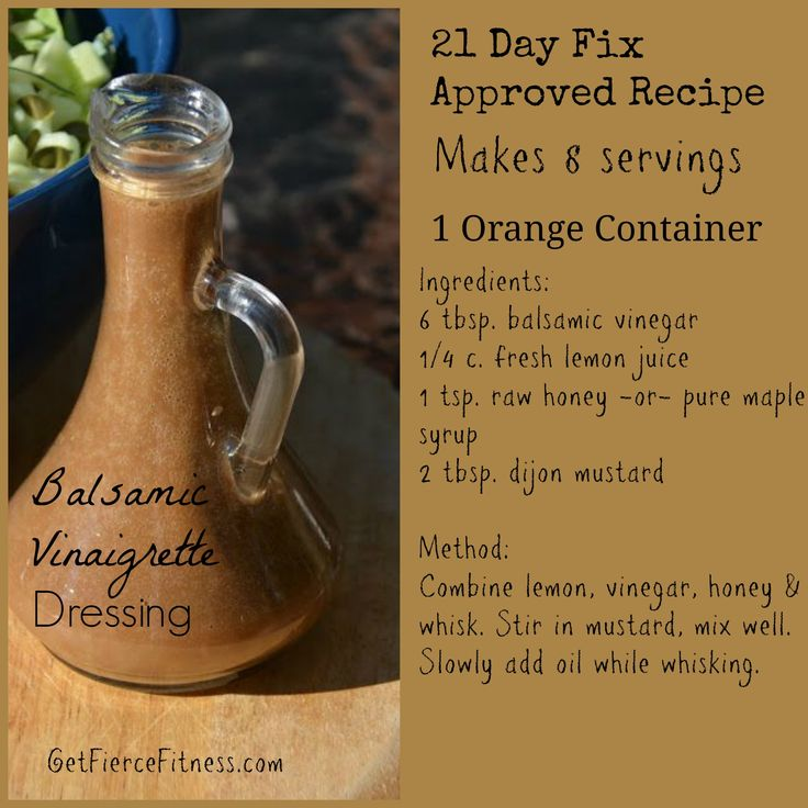 balsamic dressing recipe for chicken