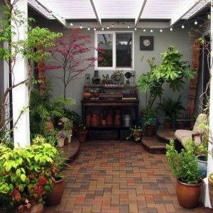 Small Courtyard Ideas And Photos | ...  Courtyard Design Ideas