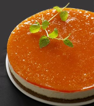Appelsiini-porkkanajuustokakku - Reseptit - Keksihylly