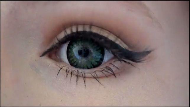 Doll Eye Makeup | Youtube makeup tutorials at Makeup Tutorials | #makeuptutorials | makeuptutorials.com