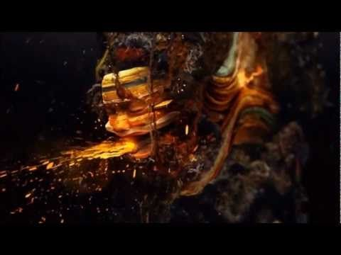 Björk - Mutual Core (David Kira Remix) Music Video - YouTube