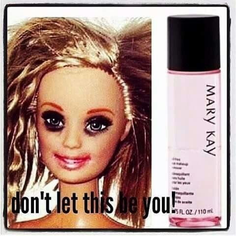#1 Eye Makeup Remover - Mary Kay www.marykay.com/... Beauty & Personal Care http://amzn.to/2kaLGnP