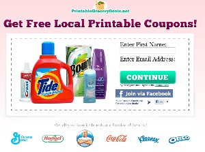 Get Free Local Printable Coupons!  Simply enter your information to get access to free local printable coupons.  http://freecouponsandoffers.blogspot.com/2013/02/free-printable-coupons.html