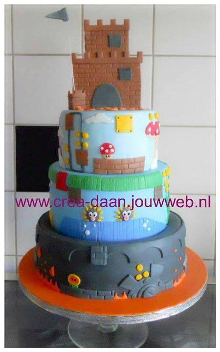 Jongens taarten | Crea-daan.jouwweb.nl