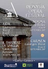 To Dionysia Opera Festival από το Ίδρυμα Orlin Anastassov ανοίγει αυλαία τον Σεπτέμβριο στην Κέρκυρα