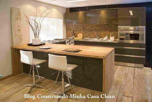Top 10: Cozinhas Modernas, Planejadas e Lindas!