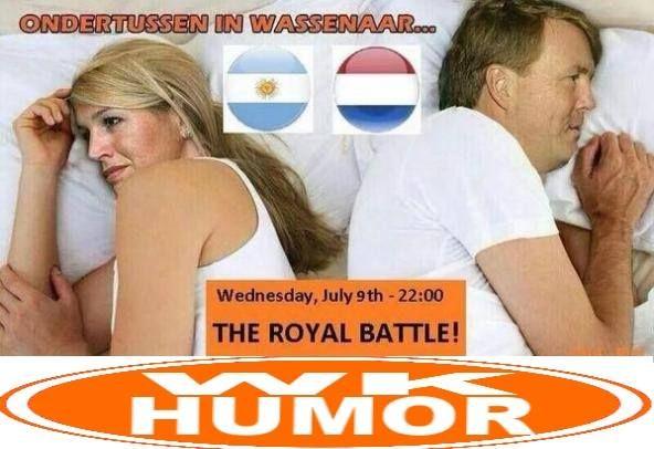 Ondertussen in Wassenaar...