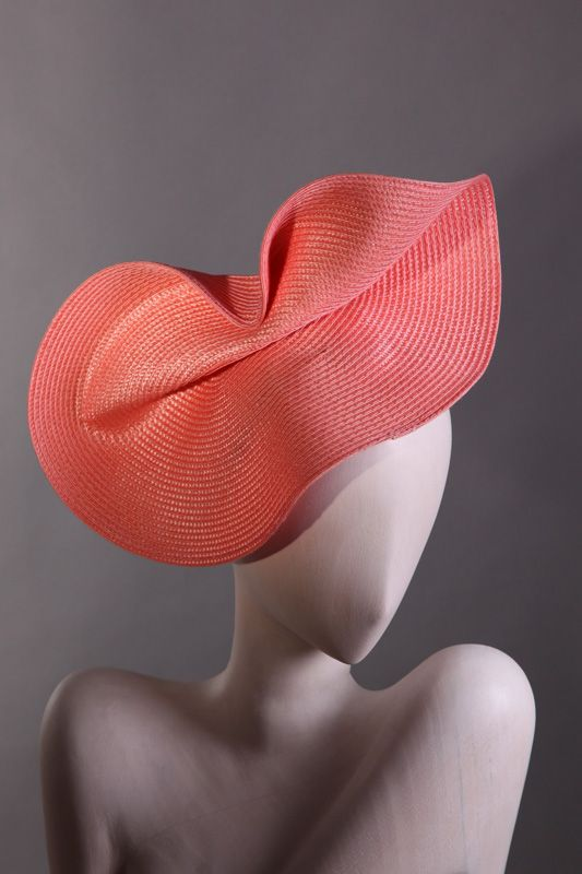 LAURENCE BOSSION - COLLECTIONS #millinery #judithm #hats