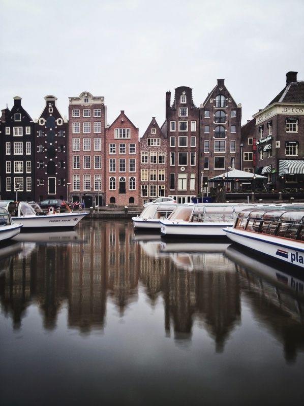 Amsterdam (Photo by Sander Fennema)