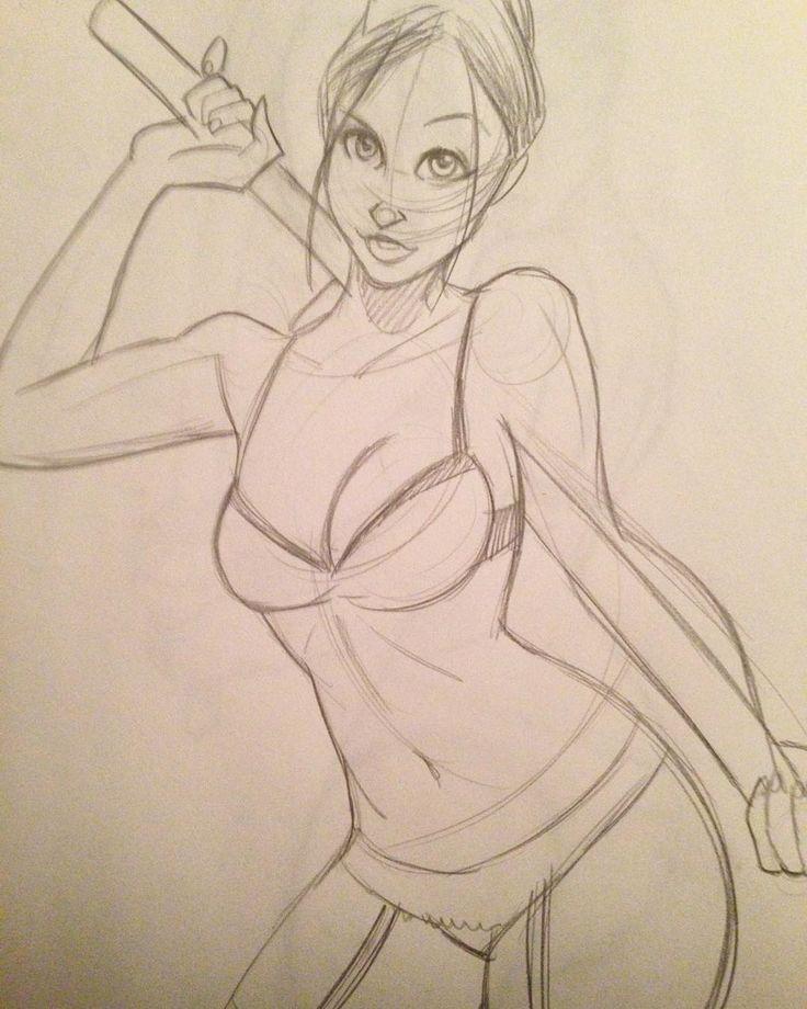 regram @wonka1701 Samurai @jengiggles has come to save you. #art #artfun #ArtNerd #sketch #sketchs #sketches #drawdrawdraw #boomboom #1WonkaGirl