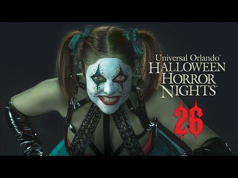 Universal Orlando Close Up   Chance Returns to Host Halloween Horror Nights 26
