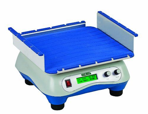 Heathrow Scientific HEA4010A Sea Star Multi-purpose Digital Orbital Shaker with Varying Speed Adjustments, 100 to 240 VAC, 20 to 300 rpm, 4.5kg Load Rating, 4 to 40 Degree C   Heathrow Scientific HEA4010A Sea Star Multi-purpose Digital Orbital Shaker with Varying Speed Adjustments, 100 to 240 VAC, 20 to 300 rpm, 4.5kg Load Rating, 4 to 40 Degree C The Sea Star Digital Orbital Shaker tracks timed runs, continuous usage and rpm settings for improved test procedure repeatability. Nonsto..