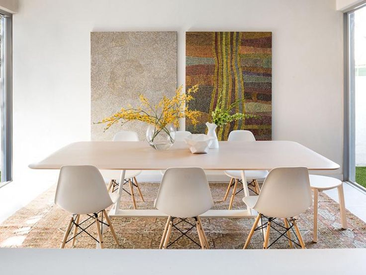 Aboriginal Art In Situ Interior Design Inspiration For Curating Into Contemporary Living Spaces