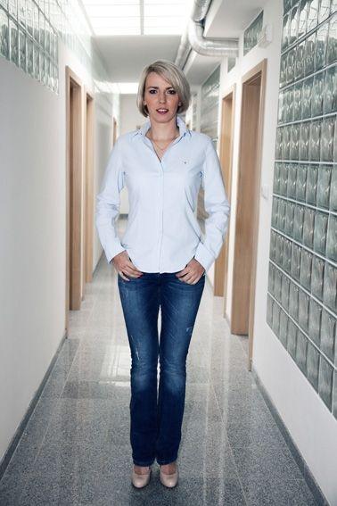 Veronika Vinterová - seznamovací a rozvojová agentura Náhoda