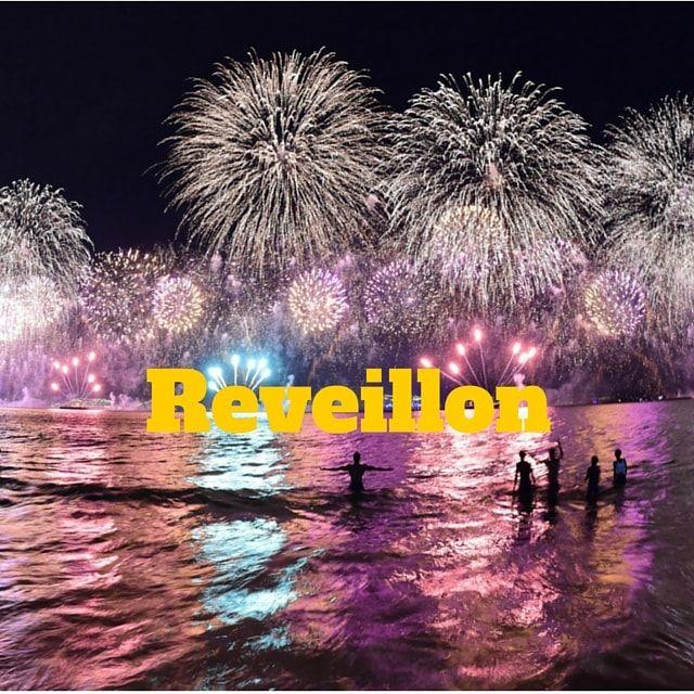 Toda la informacion acerca de la fiesta mas grande de Rio de Janeiro Reveillon !