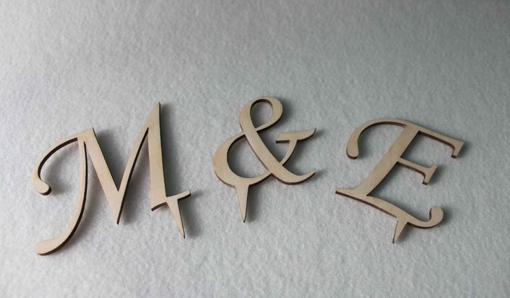 Wedding Cake Topper Initial Accessory Monogram Birthday Cake Decoration Supplies | eBay