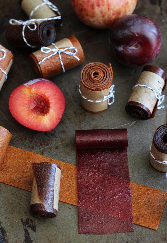 Lavashak (Fruit Leather)