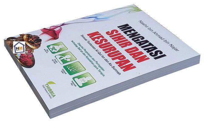 Buku Mengatasi Sihir dan Kesurupan - http://buku-muslim.com/buku-mengatasi-sihir-dan-kesurupan/ - buku-muslim.com   Buku Mengatasi Sihir dan Kesurupan Penulis : Nashir bin Ahmad bin Najar Penerbit : Thibbia Ukuran : 15 x 19 cm Halaman : 268 Halaman Cover : Soft cover ISBN : 978-602-7863-03-3 Deskripsi Buku Mengatasi Sihir dan Kesurupan Sesuai Tuntunan Al Qur'an dan As Sunnah Disertai Penjelasan dan...
