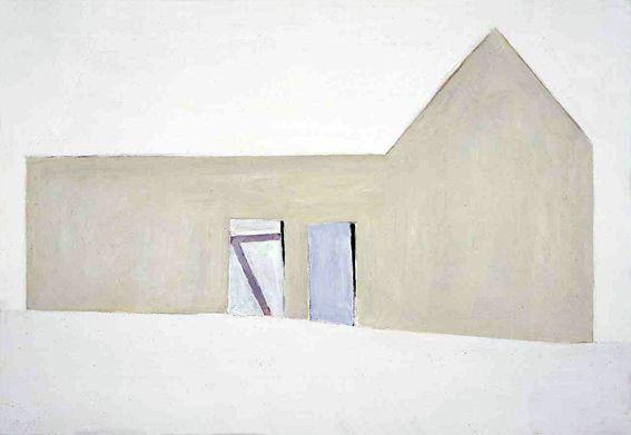 Hanne Borchgrevink: Snø