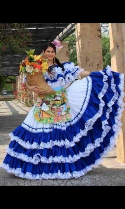 Traje tipico Hondureño