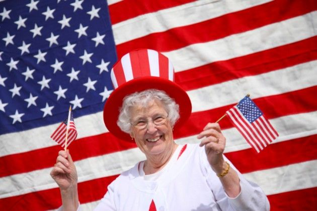 july 4th senior activities