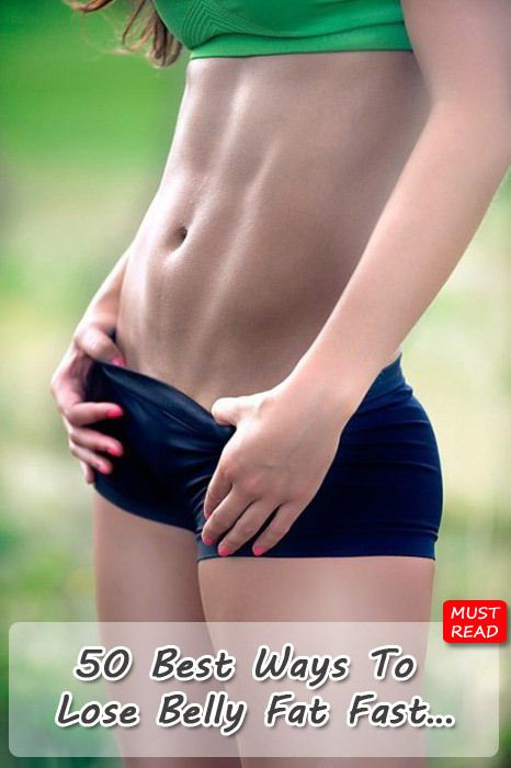 """Jennifer Knightstepp, chief-editor of """"All women stalk"""" who went from size 10 to size 4, made a fantastic list of the 50 best ways to lose belly fat fast. If you have ever wanted a flatter stomach, then this article is a MUST READ..."""