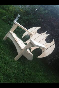 skull wooden adirondack chairs - Google Search