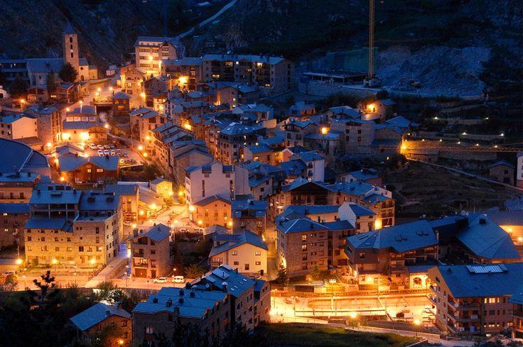 Canillo, Canillo   Andorra VS