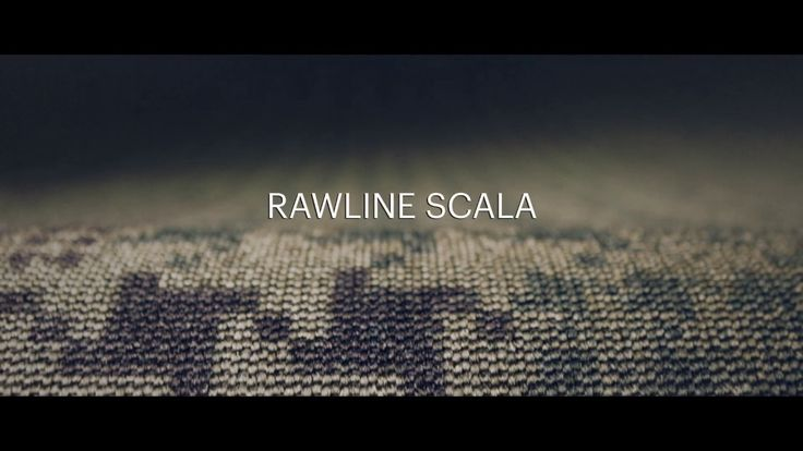 Rawline Scala by ege carpets: a carpet collection celebrating typical textiles used in fashion and diverse cultures through decades. The basic and linear look of denim. The classic stitch of a gentleman's suit. The folded and pleated fabrics with interesting reflections of light and dark. The melange patterns that offer a soft, practical touch. The beautiful vintage textiles with a unique story and play of colours.
