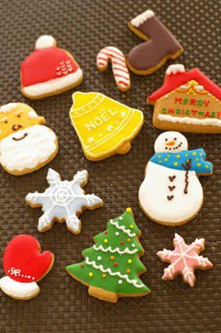 アイシングクッキー クリスマス - Google 検索