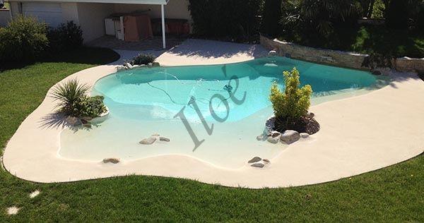 les 25 meilleures id es de la cat gorie piscine lagon sur pinterest piscines de r ve marcher. Black Bedroom Furniture Sets. Home Design Ideas