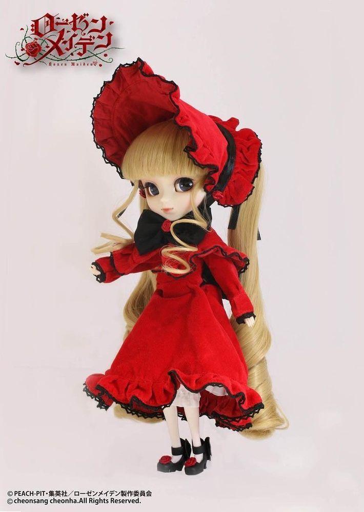 Pullip Doll / Puppe - Rozen Maiden - Shinku