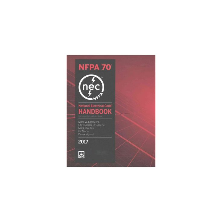 National Electrical Code Handbook 2017 (Hardcover)