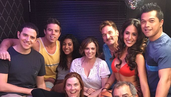 Cast of Crazy Ex Girlfriend