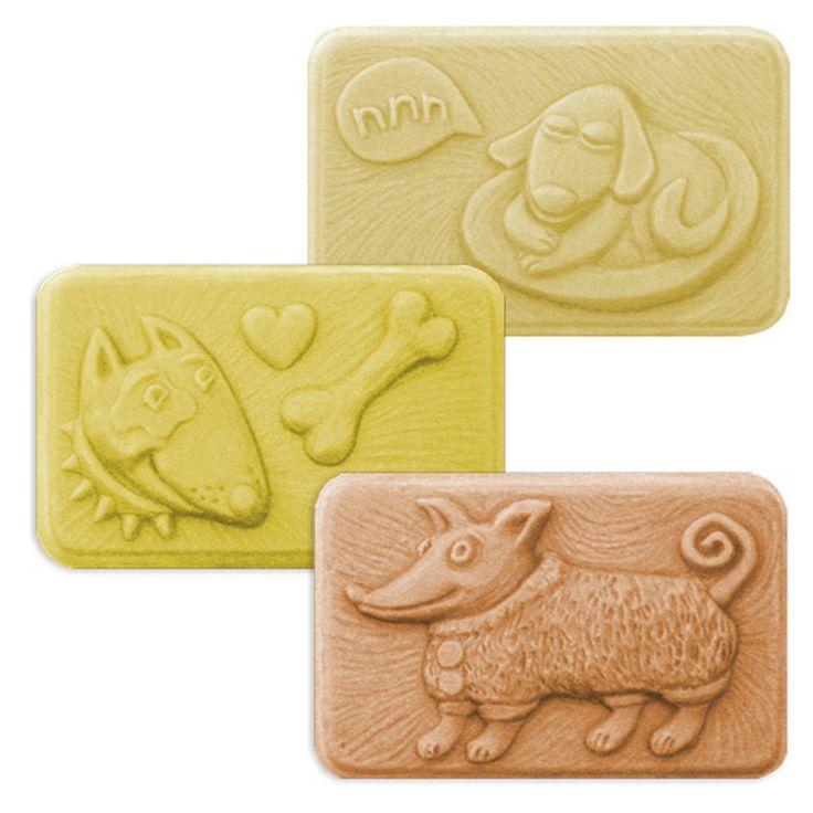Good Dog Mold 1   Bramble Berry® Soap Making Supplies